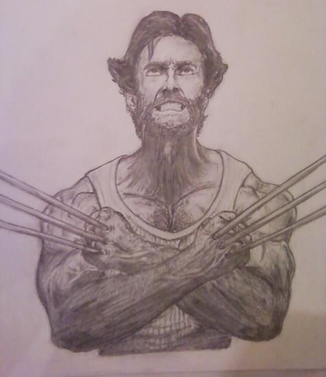 Hugh Jackman por Singh95